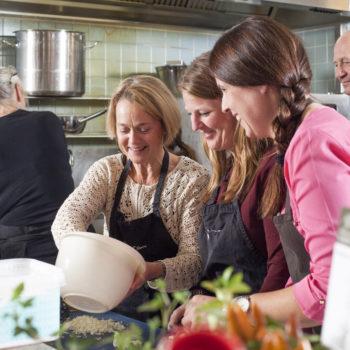Vegetariska matlagningskurser