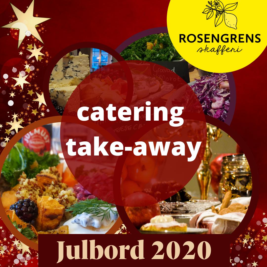 Julbord catering takeaway